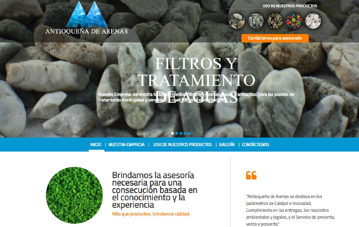 Antioqueña de Arenas
