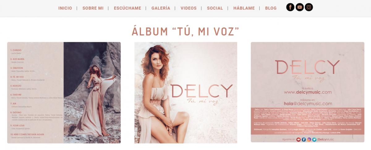 Delcy Music