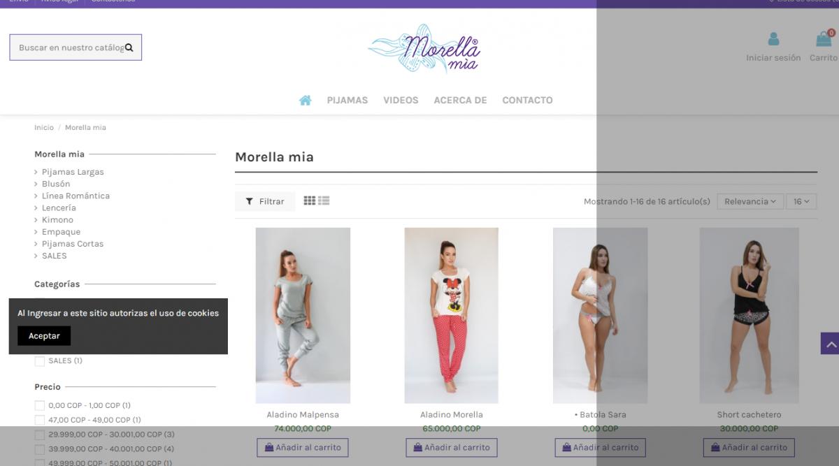 Morella Mia