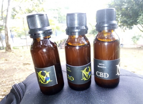 Aceite cánnabis medicinal cbd