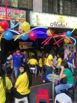 Bar y discoteca en Medellín Aloha Disco Bar