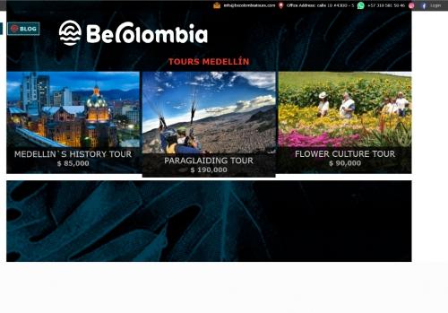 Be Colombia Agencia de Viajes