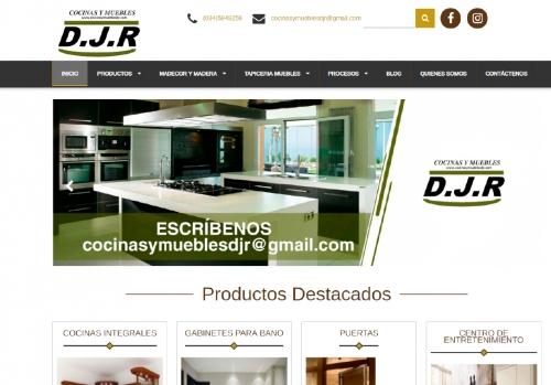 Cocinas y Muebles D.J.R
