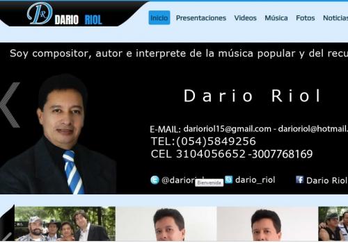 Dario Riol Cantante