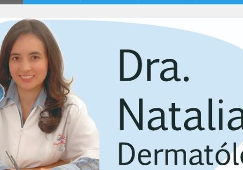 Dermatología y cirugía estética en Medellín Doctora natalia pabón