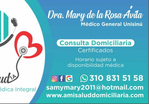 Doctora Mary de la Rosa