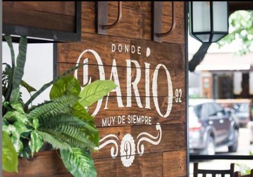 Donde Dario restaurante de tradición