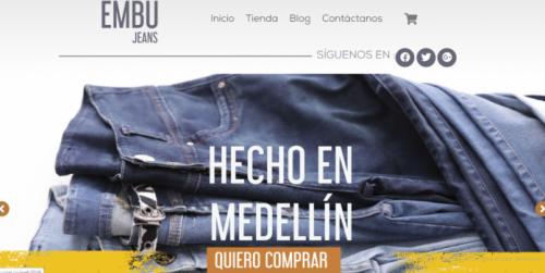 Embu jeans