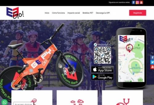 Bicicletas ecológicas Geepygo