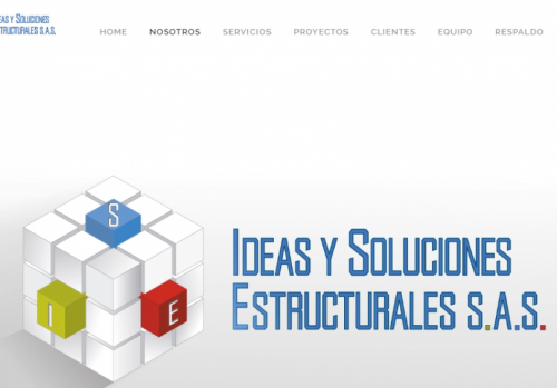 ISESAS Ideas y Soluciones estructurales