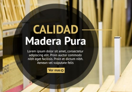 Madera Colombia