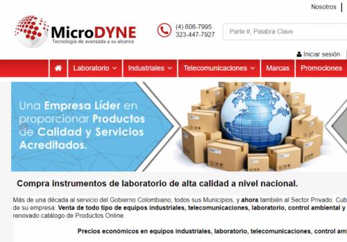 Microdynesas