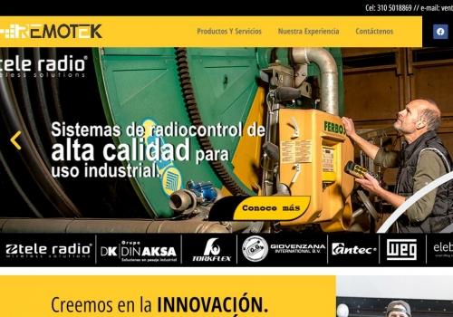 REMOTEK Servicios Industriales