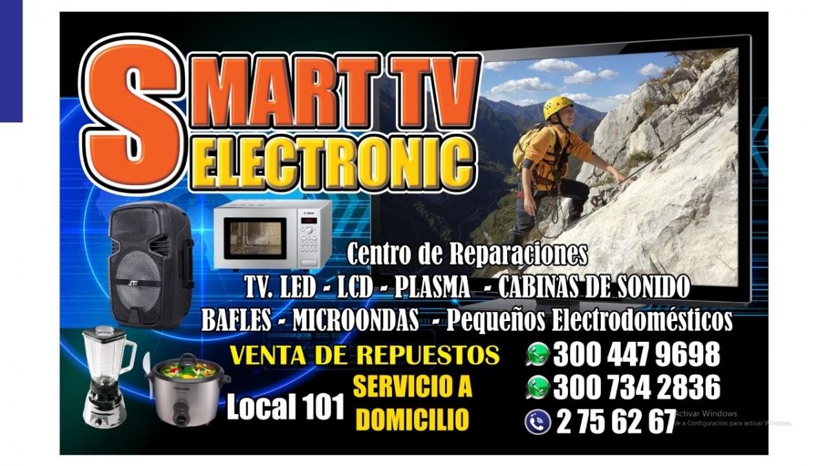 Smart TV electronic