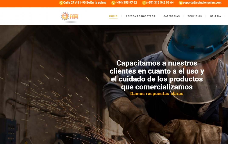 Soluciones HM Productos Sector Industrial