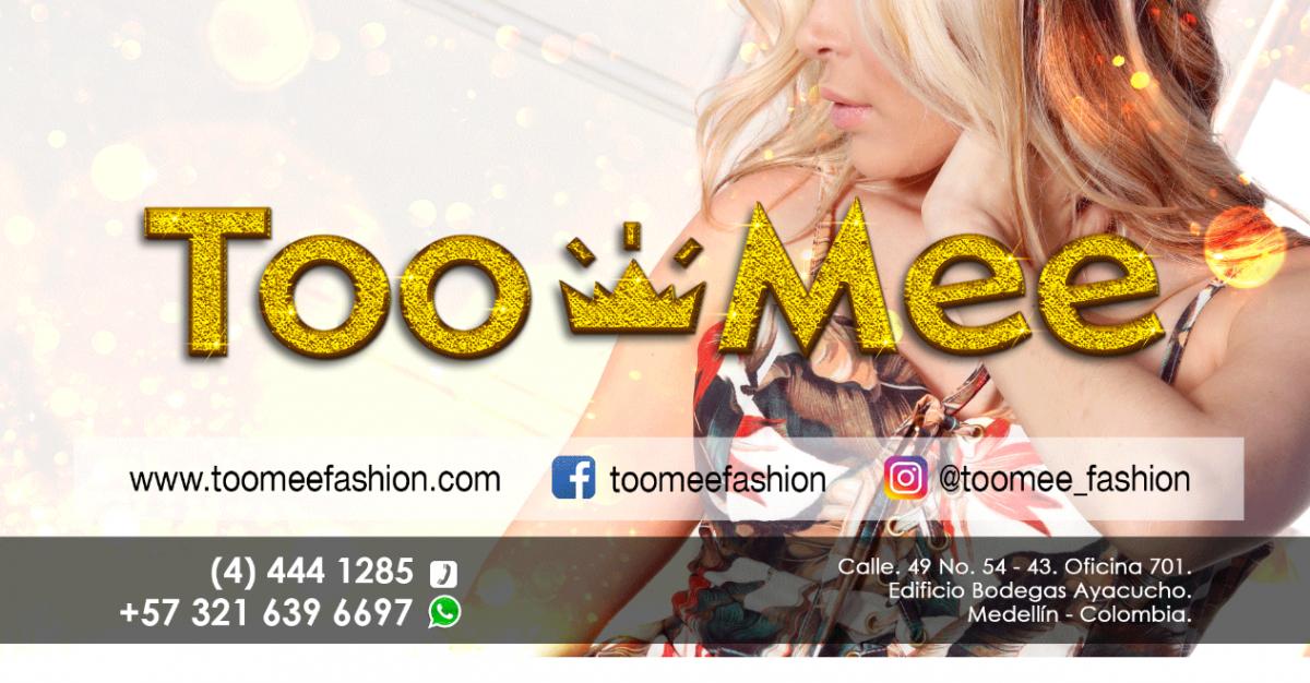 Too mee Fashion Ropa Femenina