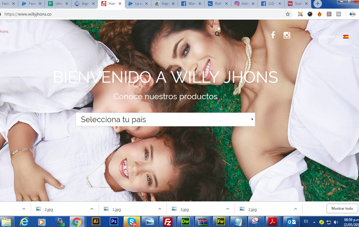Willy Jhons joyeria y belleza