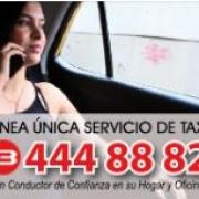 Servicio de taxis Flota Bernal