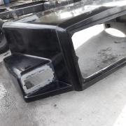 Fabricación y Reparación de capot en fibra de vidrio para vehículos