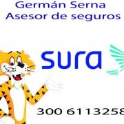 Asesor de Seguros Personas y Empresas.    German Serna