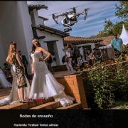 Fotografia aérea y 360º flycam-rc