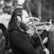 Violinista Alejo Rendón