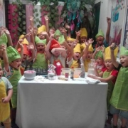 Baúl de Sorpresas Cuidado y Entretenimiento para Niños