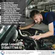 Su Pintura y mecánica BMW